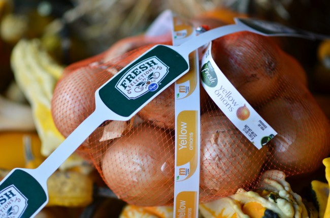 growing industry produce labels and tags