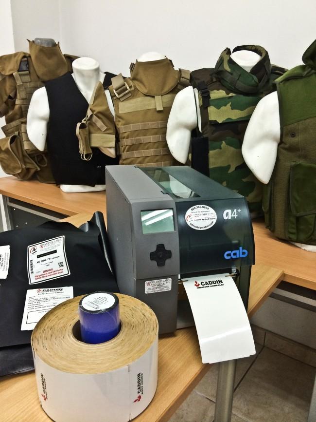 Body Armor Peru-3