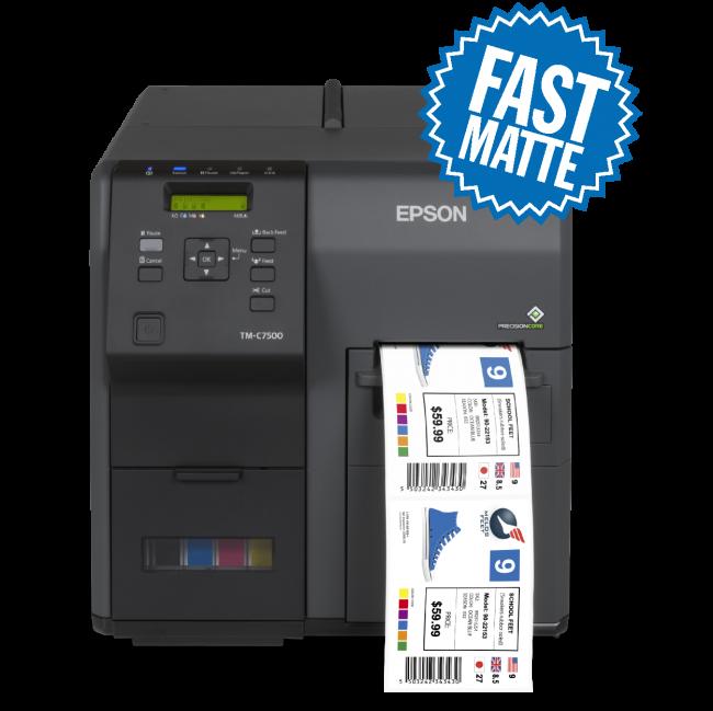 Epson Color Printer C7500