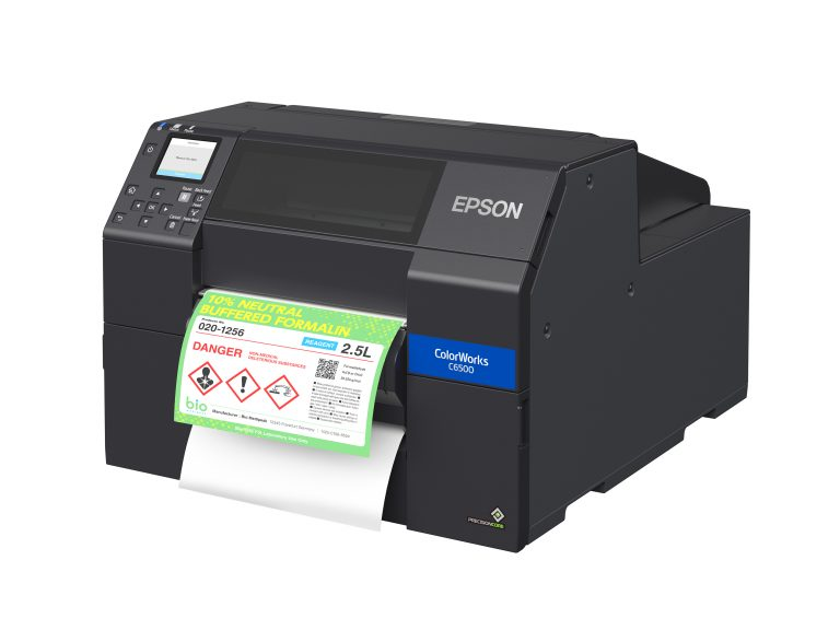Epson-ColorWorks-CW-C6500P-Printer