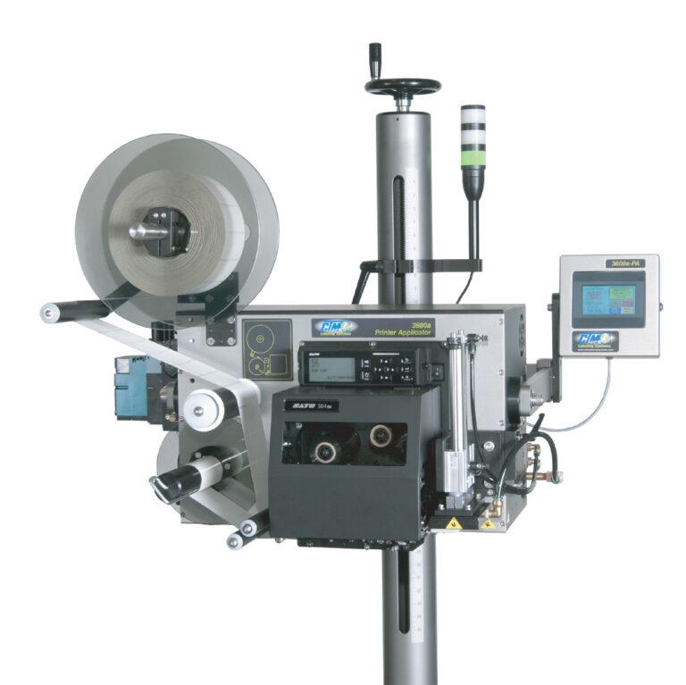 3600a-PA-Brochure-label printer applicator